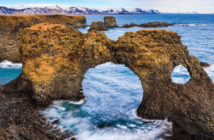 Panorami d'Islanda