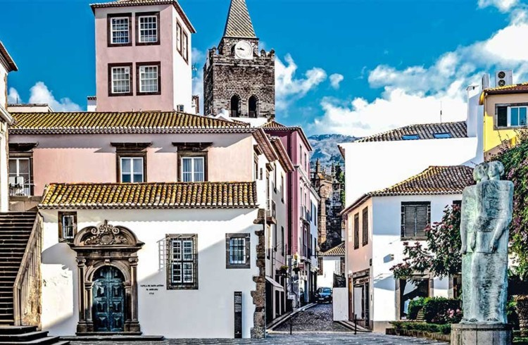 Colori e profumi di Madeira