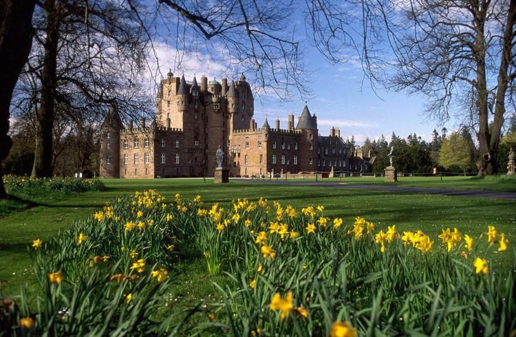 Scozia castelli e fantasmi