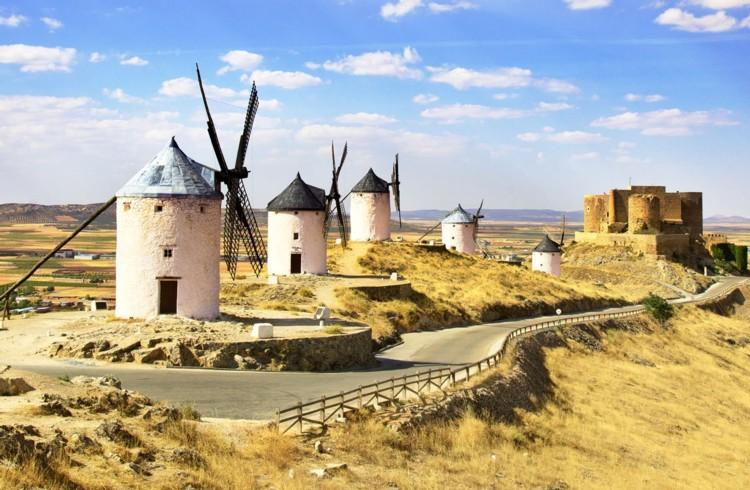 Andalusia e Toledo