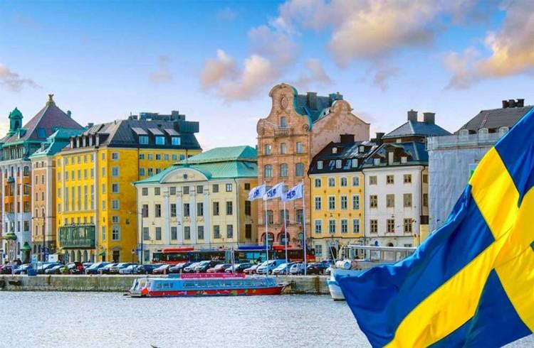 Stoccolma e il Baltico