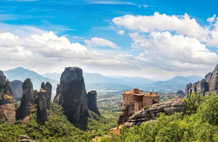 I tesori della Grecia