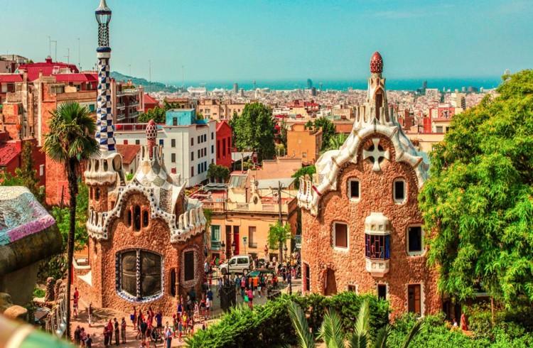 Grandi città di Spagna