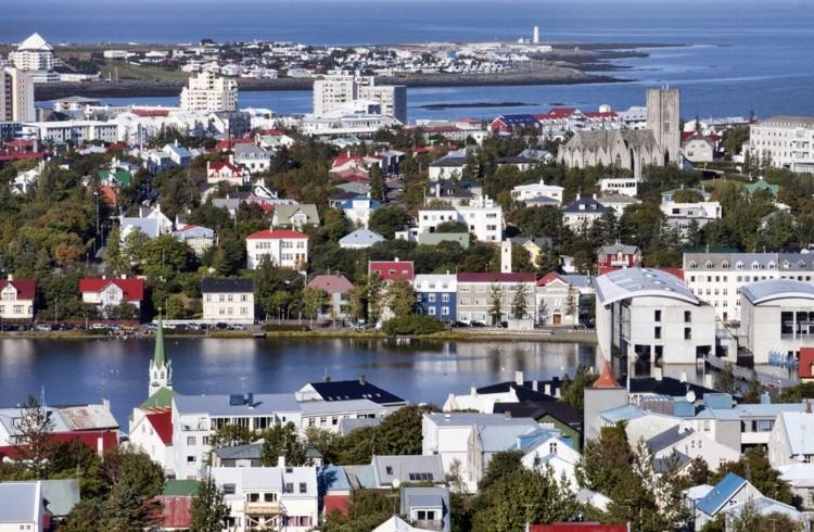 Islanda - Immacolata a Reykjavik