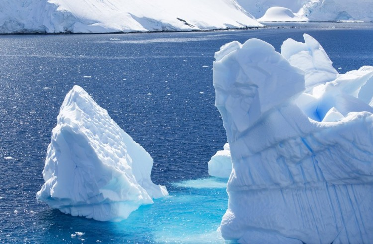 Aurora tra i ghiacci