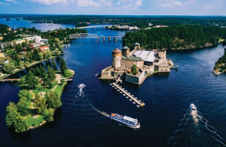 Finlandia e i suoi laghi