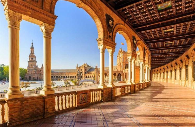 Madrid e Andalusia