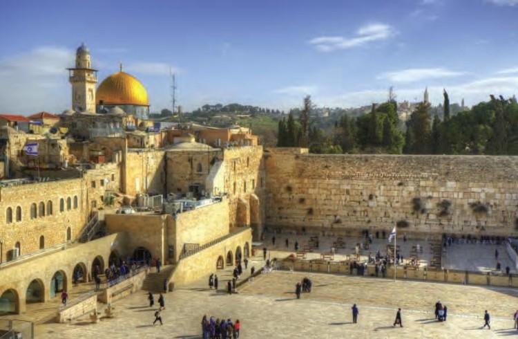 Weekend a Gerusalemme
