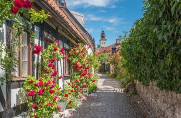 Estate in Svezia