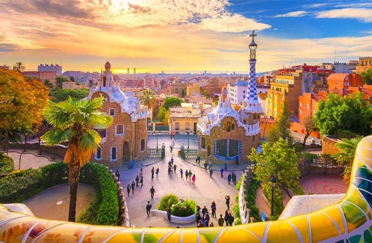 Gaudì e la via dell'Oro