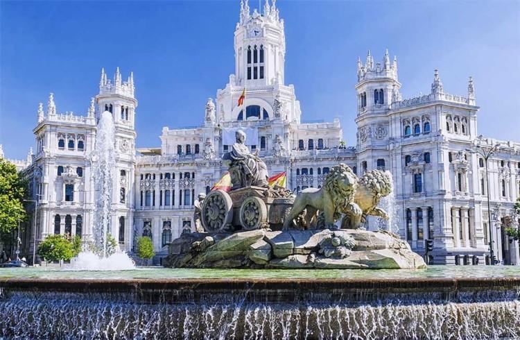 Capitali Iberiche