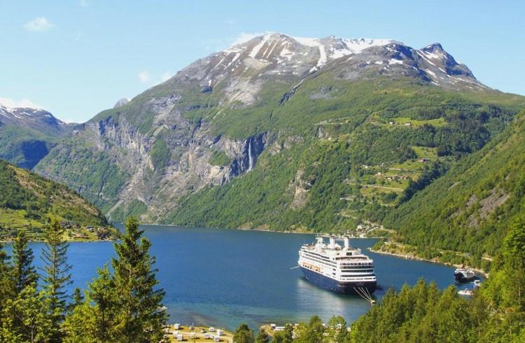Bergen e i Fiordi - Itinerario verso Nord