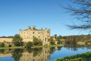 Giardini e castelli del Kent e Cotswolds
