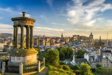 Hotel ed escursioni ad Edimburgo