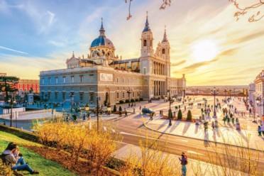 Grandi citta di Spagna