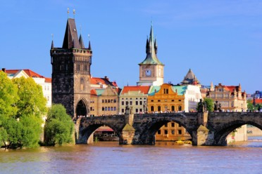 Pacchetti speciale ponti a Praga