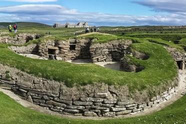 Scozia Orcadi e il nord est