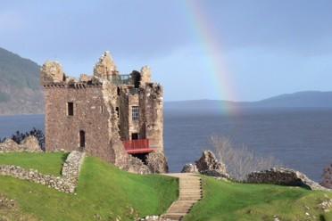 Scozia laghi e castelli