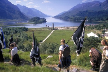 Miti e Leggende scozzesi