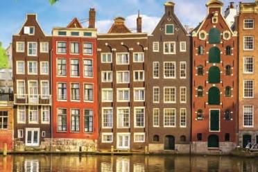 Classico Reno da Magonza a Amsterdam