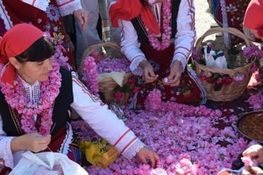 Bulgaria e il Festival delle rose