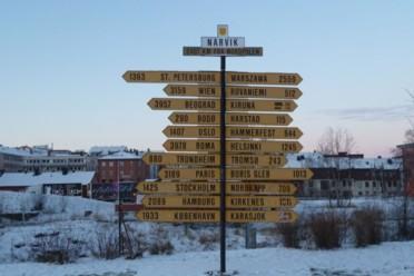 Luci artiche, Narvik e le Isole Lofoten