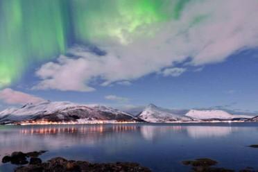 Inverno a Senja - Norvegia