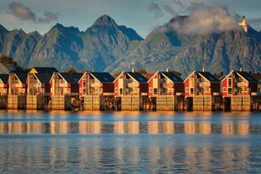 Isole Lofoten tra natura ed emozioni