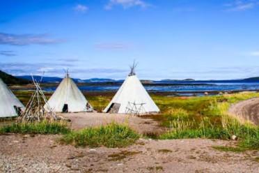Terre di Lapponia e cultura sami