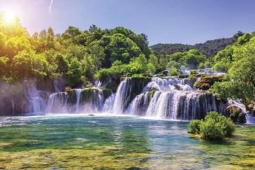 La verde Croazia