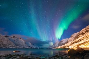 Evasione artica Tromso e Sommaroy