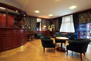 Elysee Hotel Prague
