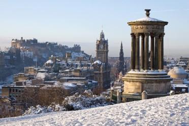 Edimburgo weekend